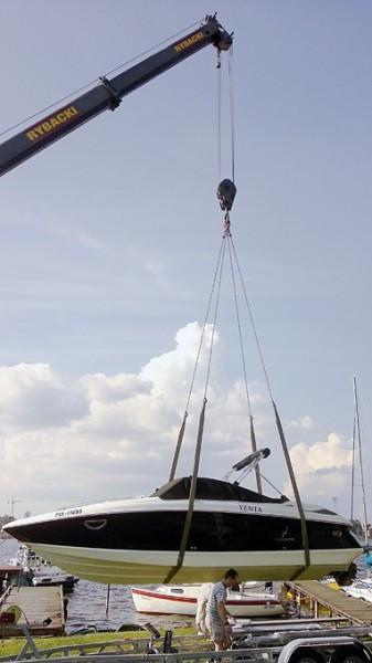 Rybacki usługi dźwigowe33